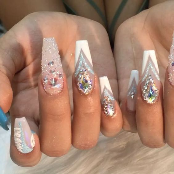 40 Unique 3D Nails Designs Ideas 32