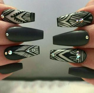 40 Unique 3D Nails Designs Ideas 33