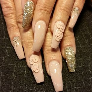 40 Unique 3D Nails Designs Ideas 35