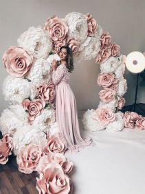 40 Ways to Use Paper Flowers At Your Wedding 12