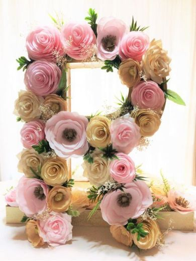 40 Ways to Use Paper Flowers At Your Wedding 16