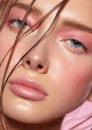 40 Ways to Wear Pink Lipstick Ideas 11