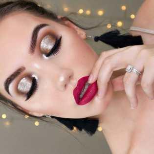 40 Ways to Wear Pink Lipstick Ideas 38