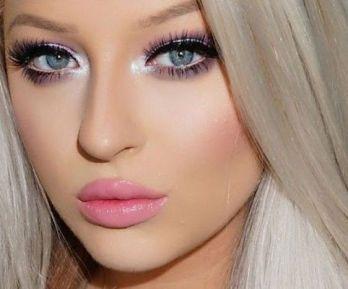 40 Ways to Wear Pink Lipstick Ideas 40