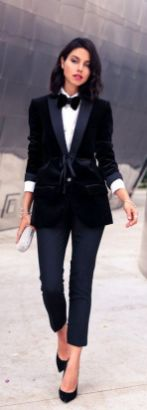 40 Ways to Wear Women Suits Ideas 1