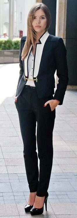 40 Ways to Wear Women Suits Ideas 39
