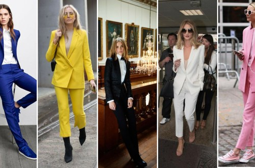 40 Ways to Wear Women Suits Ideas