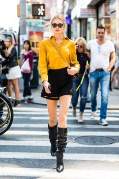 40 Yellow Outfits in Fashion Ideas 11