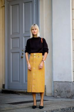 40 Yellow Outfits in Fashion Ideas 19