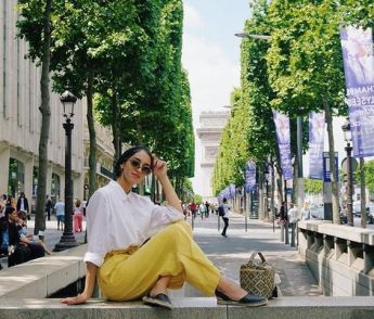 40 Yellow Outfits in Fashion Ideas 29