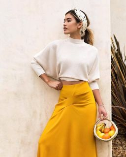 40 Yellow Outfits in Fashion Ideas 40