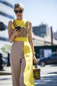 40 Yellow Outfits in Fashion Ideas 41