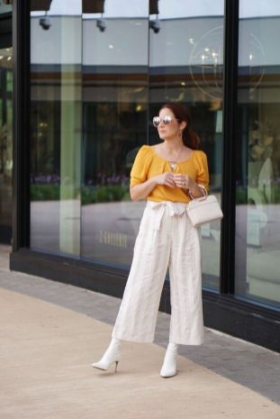 40 Yellow Outfits in Fashion Ideas 5