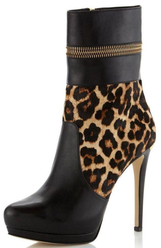 50 Animal Print High Heels Shoes Ideas 22
