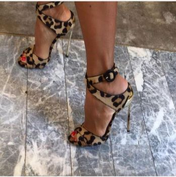 50 Animal Print High Heels Shoes Ideas 40