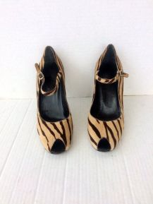 50 Animal Print High Heels Shoes Ideas 48