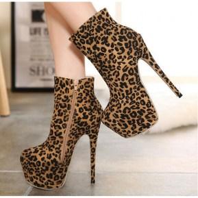50 Animal Print High Heels Shoes Ideas 50