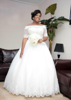 50 Ball Gown for Pluz Size Brides Ideas 33