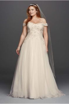 50 Ball Gown for Pluz Size Brides Ideas 37