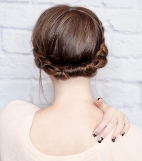 50 Braids Short Hair Wedding Hairstyles Ideas 38