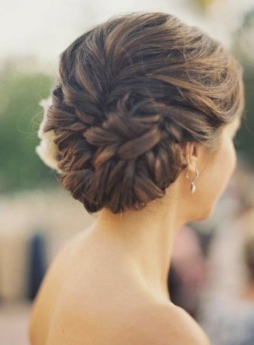 50 Braids Short Hair Wedding Hairstyles Ideas 50