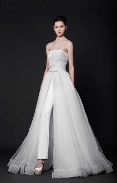 50 Bridal Jumpsuits Look Ideas 11
