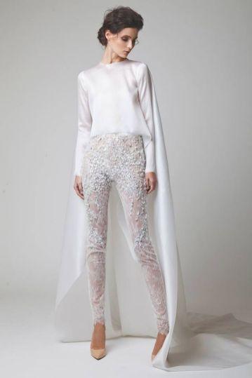 50 Bridal Jumpsuits Look Ideas 20