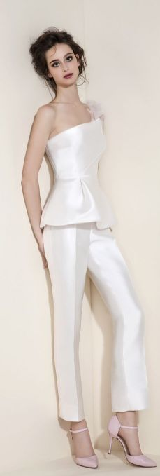 50 Bridal Jumpsuits Look Ideas 32