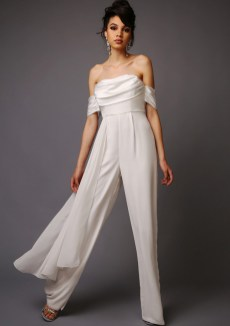 50 Bridal Jumpsuits Look Ideas 51