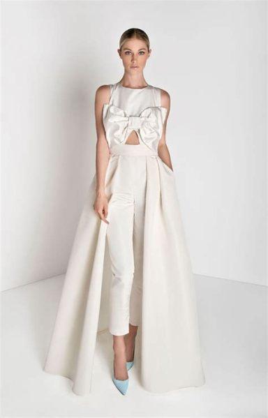 50 Bridal Jumpsuits Look Ideas 54