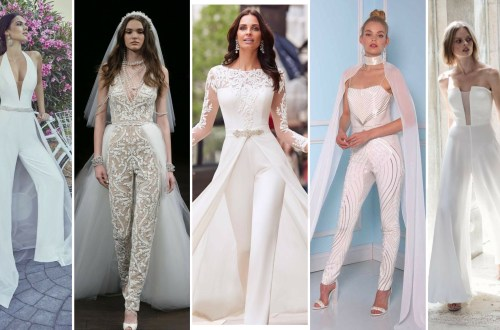 50 Bridal Jumpsuits Look Ideas