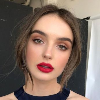 50 Green Eyes Makeup Ideas 8