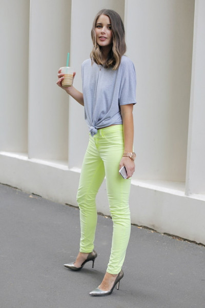 50 How to Wear an Oversized T Shirt Ideas 44