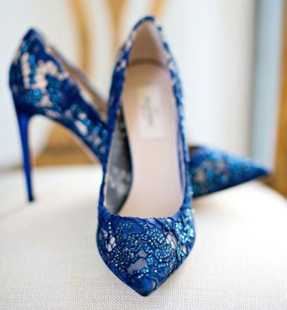 50 Lace Heels Bridal Shoes Ideas 20