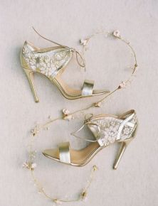 50 Lace Heels Bridal Shoes Ideas 21