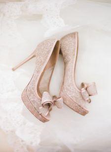 50 Lace Heels Bridal Shoes Ideas 24