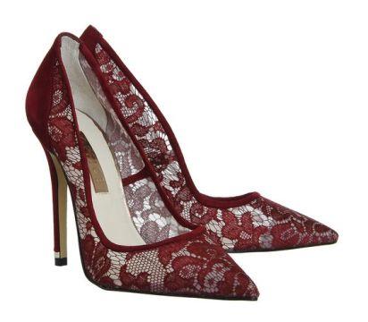 50 Lace Heels Bridal Shoes Ideas 35
