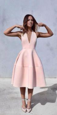 50 Möglichkeiten rosafarbene Outfits Ideen zu tragen 8
