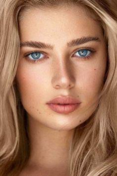 50 Perfekte natürliche Make up für Frauen Idee 32
