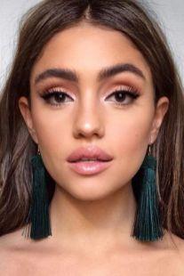 50 Perfekte natürliche Make up für Frauen Idee 9