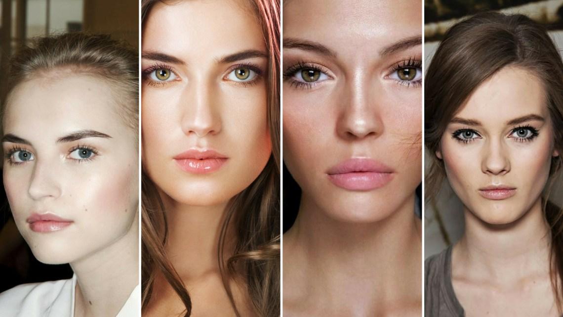50 Perfekte natürliche Make up für Frauen Idee