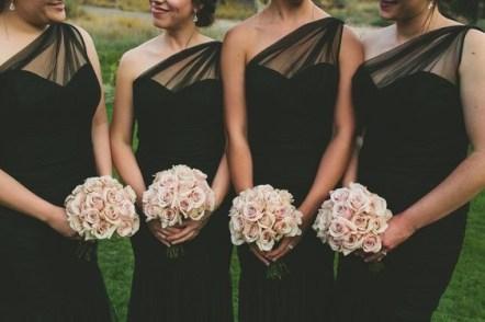 50 Schwarze Brautjungfernkleider Ideen 25 1