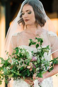 50 Shoulder Necklaces for Brides Ideas 10