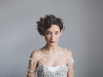 50 Shoulder Necklaces for Brides Ideas 52