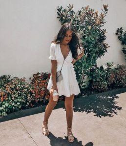 50 Summer Short Dresses Ideas 33