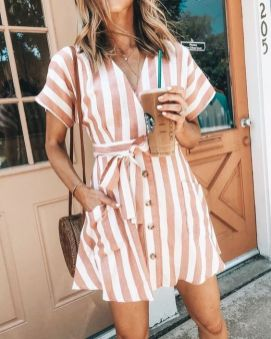 50 Summer Short Dresses Ideas 34