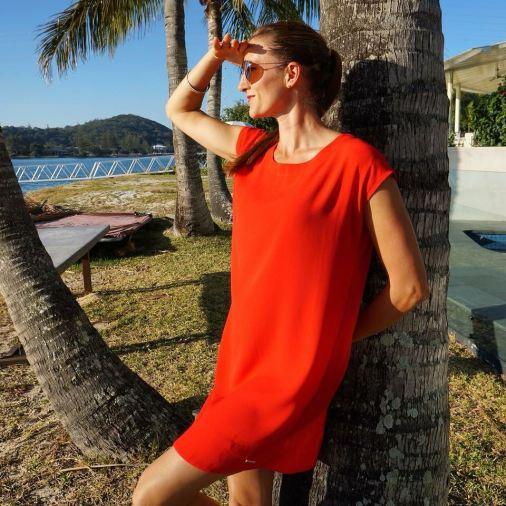 50 Summer Short Dresses Ideas 44
