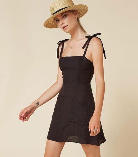 50 Summer Short Dresses Ideas 45