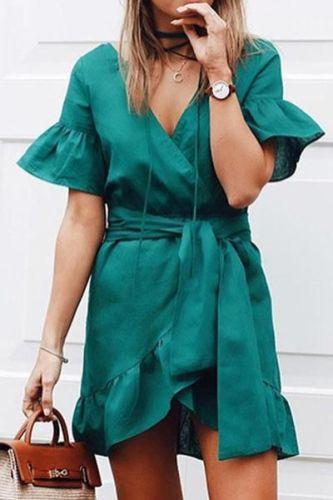 50 Summer Short Dresses Ideas 6