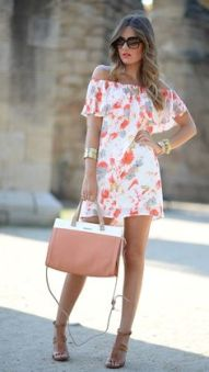 50 Summer Short Dresses Ideas 7